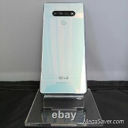 48-Mint LG Stylo 6 64GB White Sprint/T-Mobile International GSM Unlocked