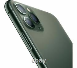 APPLE iPhone 11 Pro 64 GB Mobile Smart Phone Midnight Green Currys