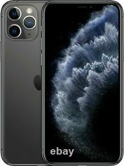 Apple Iphone 11 Pro Max A2161 64gb T-mobile Space Gray Brand New