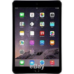 Apple iPad Mini 2 Retina 7.9in 16GB -WIFI OR Verizon/T-Mobile/AT&T/4G Unlocked
