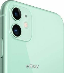 Apple iPhone 11 256GB Green Verizon T-Mobile AT&T Fully Unlocked Smartphone