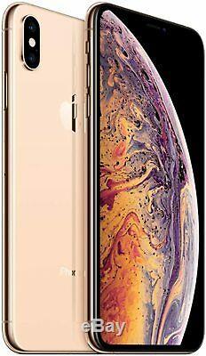 Apple iPhone 11 Pro 256GB Gold Verizon / T-Mobile Fully Unlocked Smartphone
