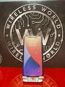 Apple iPhone 11 Pro 512GB Silver UNLOCKED (Verizon, AT&T, T-Mobile) NWAY2LL/A