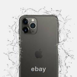 Apple iPhone 11 Pro Max 256GB Space Gray Verizon T-Mobile Unlocked Smartphone