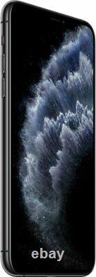 Apple iPhone 11 Pro Max 512GB Space Gray Verizon T-Mobile Unlocked Smartphone