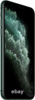 Apple iPhone 11 Pro Midnight Green 64GB Verizon T-Mobile Unlocked