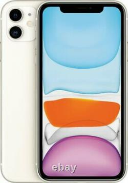 Apple iPhone 11 White 256GB Verizon AT&T T-Mobile Fully Unlocked Smartphone