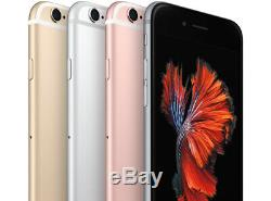 Apple iPhone 6S 16GB (Factory GSM Unlocked AT&T / T-Mobile) Smartphone