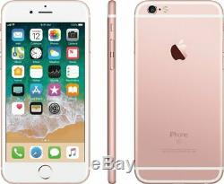 Apple iPhone 6S 4.7 All Colors 64GB GSM Unlocked AT&T T-Mobile Smartphone