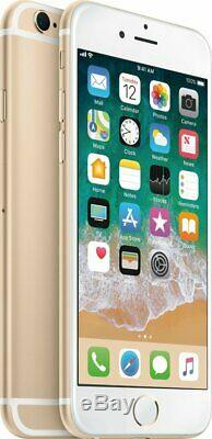 Apple iPhone 6S 4.7 Gold 64GB Factory GSM Unlocked AT&T / T-Mobile Smartphone