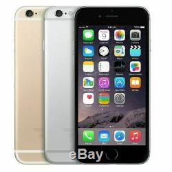 Apple iPhone 6 Plus 16GB 64GB 128GB Verizon + GSM Unlocked AT&T T-Mobile