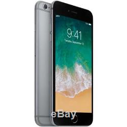 Apple iPhone 6 Plus 16GB Gray (Factory Unlocked AT&T / T-Mobile) Smartphone