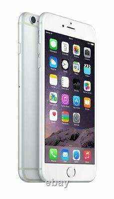 Apple iPhone 6 Plus 64GB Silver (Factory GSM Unlocked AT&T / T-Mobile)
