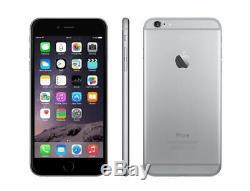 Apple iPhone 6 Plus 64GB Verizon + GSM Unlocked AT&T T-Mobile Space Gray