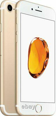 Apple iPhone 7 128GB Gold T-Mobile AT&T Factory GSM Unlocked Smartphone