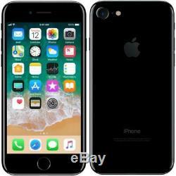 Apple iPhone 7 128GB Jet Black Unlocked AT&T / T-Mobile Smartphone