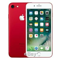 Apple iPhone 7 128GB Red T-Mobile AT&T Factory GSM Unlocked Smartphone