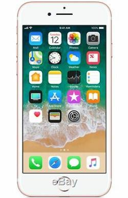 Apple iPhone 7 Factory Unlocked AT&T / T-Mobile 32GB Rose Gold