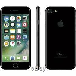 Apple iPhone 7 GSM CDMA (Unlocked) Verizon AT&T T-Mobile Sprint 32GB 128GB 256GB