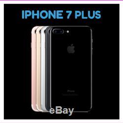 Apple iPhone 7 Plus 128GB Black/Rose Gold/Silver Unlocked AT&T Verizon T-Mobile