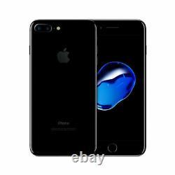 Apple iPhone 7 Plus 128GB GSM Unlocked (GSM) AT&T T-Mobile Jet Black