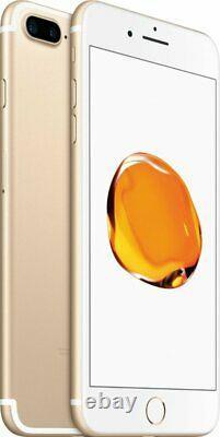 Apple iPhone 7 Plus 128GB Gold Verizon T-Mobile AT&T Unlocked Smartphone