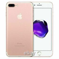Apple iPhone 7 Plus 32GB 128GB 256GB Factory Unlocked AT&T T-Mobile Verizon