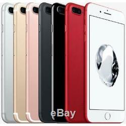 Apple iPhone 7 Plus 32GB/128GB/256GB GSM Unlocked AT&T / T-Mobile
