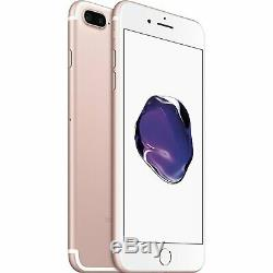 Apple iPhone 7 Plus 32GB Rose Gold T-Mobile AT&T GSM Unlocked Smartphone
