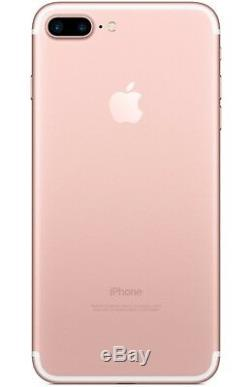 Apple iPhone 7 Plus 32GB Rose Gold Unlocked AT&T / T-Mobile Smartphone