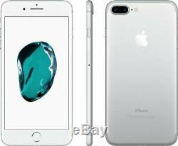Apple iPhone 7 Plus 32 128 256GB Factory GSM Unlocked AT&T / T-Mobile Smartphone