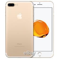Apple iPhone 7 Plus (Factory GSM Unlocked AT&T / T-Mobile) 128GB Smartphone