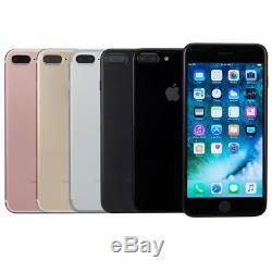 Apple iPhone 7 Plus Smartphone AT&T T-Mobile Verizon GSM Unlocked or Sprint