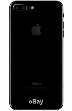 Apple iPhone 7 Plus Unlocked, AT&T / T-Mobile 128GB Jet Black Smartphone