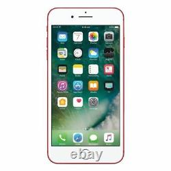 Apple iPhone 7 Unlocked AT&T / T-Mobile (PRODUCT) RED 128GB