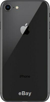 Apple iPhone 8 128GB Space Gray Verizon T-Mobile AT&T GSM Unlocked Smartphone
