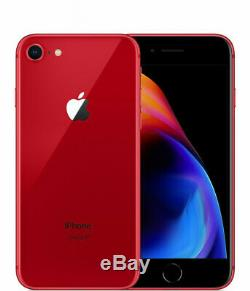 Apple iPhone 8 256GB (Factory GSM Unlocked AT&T / T-Mobile) All Colors