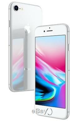 Apple iPhone 8 64GB / 256GB Factory Unlocked AT&T / T-Mobile / Global
