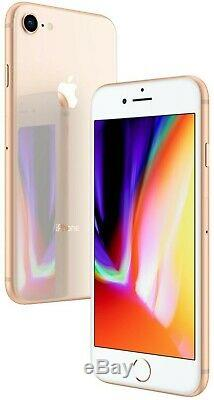 Apple iPhone 8 64GB 256GB Unlocked AT&T / T-Mobile / Global