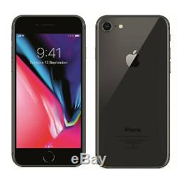 Apple iPhone 8 64GB 256GB Unlocked Various Colours Mobile Smartphone