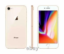 Apple iPhone 8 64GB GSM Unlocked (GSM) AT&T T-Mobile Gold