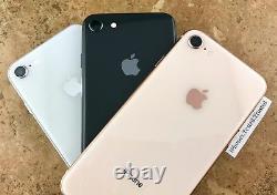 Apple iPhone 8 / 64GB / Unlocked Verizon AT&T T-Mobile Sprint
