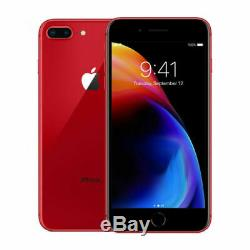 Apple iPhone 8 Plus 64GB 256GB Factory GSM Unlocked (AT&T / T-Mobile) Smartphone