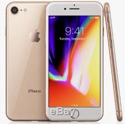 Apple iPhone 8+ Plus 64GB 256GB GSM Factory Unlocked Smartphone AT&T T-Mobile