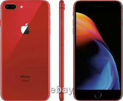 Apple iPhone 8 Plus 64GB GSM Unlocked (GSM) AT&T T-Mobile Red