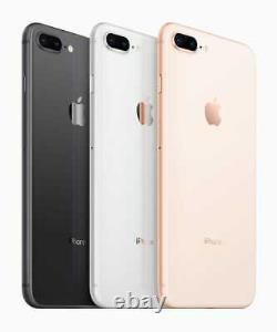 Apple iPhone 8 Plus 64GB GSM Unlocked Smartphone T-Mobile AT&T Metro PCS GOOD