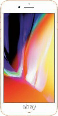 Apple iPhone 8 Plus 64GB Gold GSM Unlocked (AT&T / T-Mobile) Smartphone