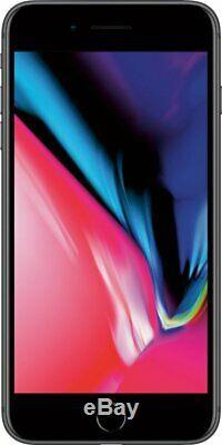 Apple iPhone 8 Plus 64GB Space Gray Verizon T-Mobile AT&T Unlocked Smartphone