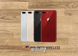 Apple iPhone 8 Plus A1864 64/256GB AT&T T-Mobile Verizon Sprint Unlocked