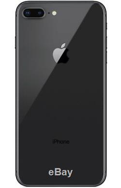 Apple iPhone 8 Plus Unlocked AT&T / T-Mobile / Global 64GB Gray